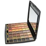 Professional Nouvelle ombre à paupières 48 couleurs Ombre à paupières matte avec brosse Es0320