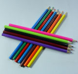 Color di legno Pencil per School Stationery Supply