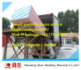 tarjeta de yeso incombustible de la partición de 4X6 China