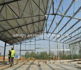 Stahlkonstruktion-Geflügelfarm verschüttete mit Gehäuse-Gerät