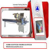 Máquina de embalagem automática de toalhas Swsf-450 de alta velocidade