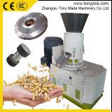 Appuyez sur la paille de la biomasse Pellet 300-500kg/h pleine Making Machine automatique de pellets
