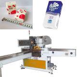 De mini Machine van de Verpakking van het Papieren zakdoekje van de Zak van het Servet