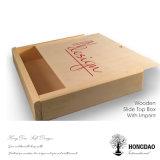 Hongdao hölzernes Standardbox_F