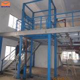 Mast-Ladung-Aufzug der Kapazitäts-1ton einzelner