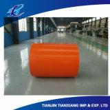 Roofing Ring-Farben-umhülltes Blech des Grundmaterial-PPGI