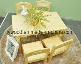 Mesa para crianças e conjunto de cadeiras para estudar e brincar