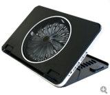 C-Pad nueva laptop/notebook Placa de refrigeración, refrigerador, con 160 mm LED azul regulable en altura del ventilador