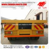 OIN ccc a reconnu la remorque de lit plat de conteneur de 20FT 40FT semi