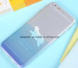 iPhone 6 6s 이동할 수 있는 덮개 케이스를 위한 잡종 고품질 TPU 투명한 셀룰라 전화 상자