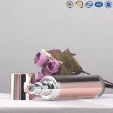 produit de beauté métallique de 15ml 30ml 50ml Skincare empaquetant la bouteille acrylique en plastique privée d'air de jet de pompe de lotion