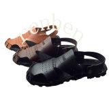 新しい方法人のスリッパの偶然靴