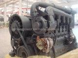 Moteur diesel refroidi par air de Deutz Bf6l913c