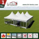 Baugruppen-Pyramide-Zelt-Zelle für Büro und Stand