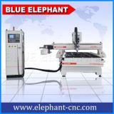 Ranurador de madera del CNC del Atc de 4*8 pie, CNC del ranurador de la carpintería de China, máquina automática 1325 de la carpintería