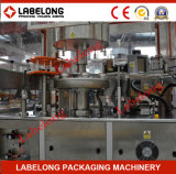 Hot Melt Glue / Roll-Fed rotulagem máquina para Pet garrafa