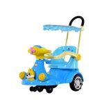 Empujar la potencia y menear el coche de la torcedura de los niños de la potencia para la venta