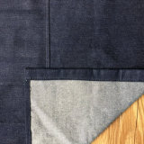 Рисбермы изготовленный на заказ голубой джинсовой ткани фабрики садовничая с карманн инструмента