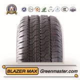 Neumático largo 195/65r15 205/55r16 del coche del kilometraje