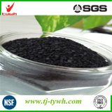 Carbón activado granular de carbón refinado