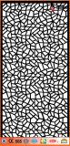 Painel composto de alumínio da estaca decorativa do CNC do material