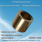 Het Gedraaide Vervangstuk van de Draaibank van de Precisie van het roestvrij staal CNC voor Machine
