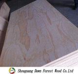 Comercial de madera contrachapada de 12mm