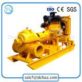 Pompa centrifuga orizzontale del motore diesel di caso di spaccatura per l'acquedotto