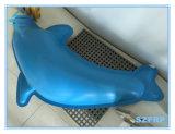 Décoration à la main de FRP, Personnaliser Garniture de fibre de verre, sculpture en FRP