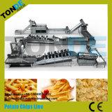 Ligne de production entièrement automatique de chips de pommes de terre