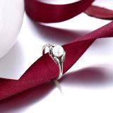 지르콘 디자인 반지 형식 보석을%s 가진 925 순은 모조 진주