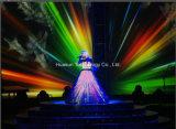 Customized Irregular Shape Flexible LED tela de vídeo para publicidade / Stage / Background