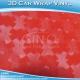 Livraison rapide enlever la colle Croix vinyle autocollant de voiture