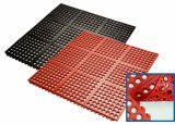 Установите противоскользящие коврики на кухне, антибактериальные напольный коврик, дренаж резиновый коврик