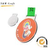 個人化された3D救助亜鉛合金メダルLm1180