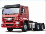 Cabeça internacional do caminhão do trator de Sinotruk Sitrak