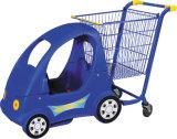 Supermarché poussette de bébé avec voiture jouet