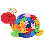 Número de brinquedos educativos de caracteres