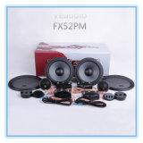 Hi-fi Veaudio 5,25 pouces à 2 voies audio de voiture professionnel