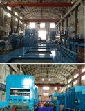 수압기 가황 기계 공장 플랜트 제조자를 완치시키는 격판덮개 고무