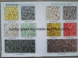 Nano Patterened 유리제 미러를 위한 짜개진 조각 미러 알루미늄 미러