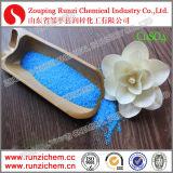 Cristal bleu du sulfate de cuivre CuSo4 de pente de technologie de vitriol du Cu 25%