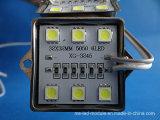 À prova de água 12V 5050 6 LEDs 2 Anos de garantia do módulo LED