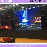 Mur visuel de la performance DEL d'étape de P5.95mm pour des événements de location