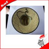 Рекламные материалы для семян масличного подсолнечника Cattail соломы Солома Ковбой Red Hat