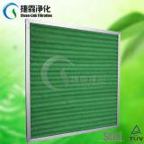 Panneau rabattable filtre primaire du filtre à air lavable