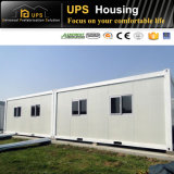 Poço - casa de dobramento móvel do projeto novo finished