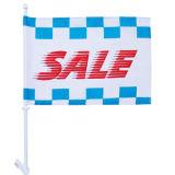 Подгонянное окно автомобиля полиэфира Flags американский флаг