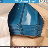 Hoja de acero acanalada /Galvanized del material para techos del metal u hoja del material para techos de Aluzinc