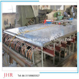 Produção industrial de drenagem de grade de plástico